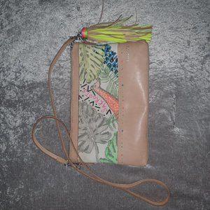 Sakroots multicolored crossbody purse